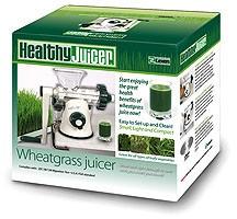 Lexen Healthy Juicer Kézi Búzafűprés (zöldségprés)
