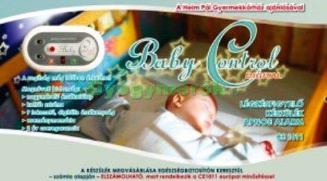 Baby control BC200 légzésfigyelő
