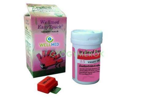 EasyTouch GCHb hemoglobin tesztcsík