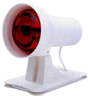 Infralámpa 100W, infra sugaras lámpa