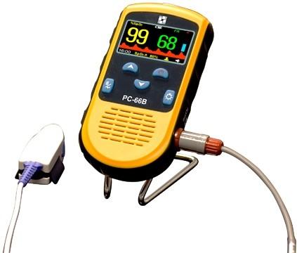 Creative PC-66B Color oxigénszaturáció mérő