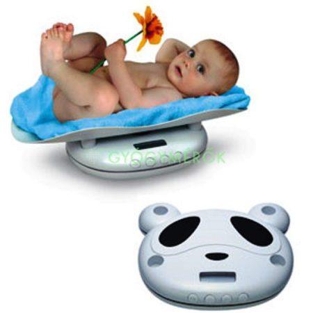 Panda csecsemő mérleg