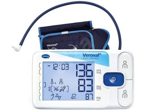 Veroval Duo Control Vérnyomásmérő