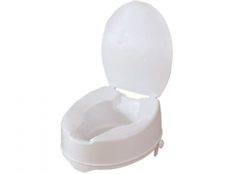 Gmed WC magasító fedéllel - 10cm