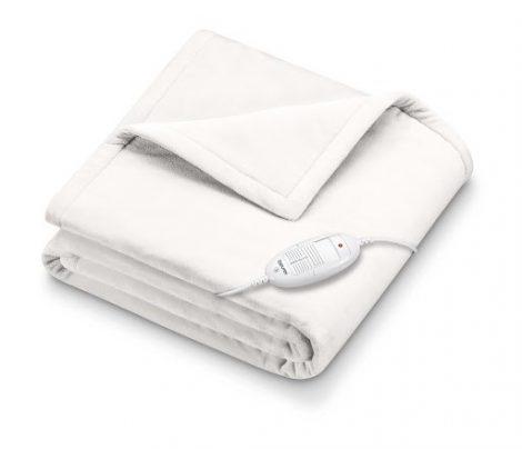 Beurer HD 75 Cosy melegítő takaró - Fehér
