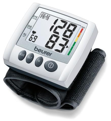 Beurer BC 30 Vérnyomásmérő Csuklós automata vérnyomásmérők