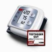boso-medistar S Német csuklós vérnyomásmérő