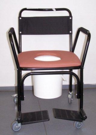 Szobai WC gurulós D4021