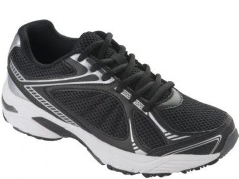 Scholl New Sprinter Unisex Cipő Fekete