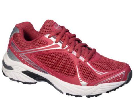 Scholl New Sprinter Unisex Cipő Piros