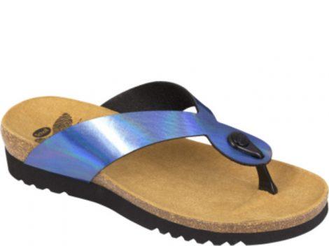 Scholl Kenna Női Papucs - kék