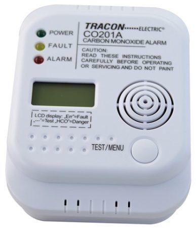 Tracon Szénmonoxid érzékelő