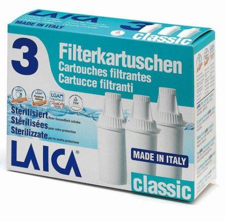 Laica Classic Szűrőbetét - 3 Db-os
