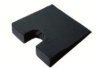 Fitkomfort ék alakú gyógy ülőpárna GYVA03