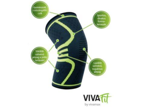 Vivafit Sport térdszorító