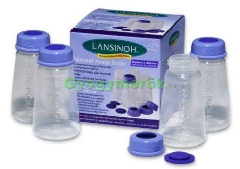 Anyatej tároló 150ml -Lansinoh