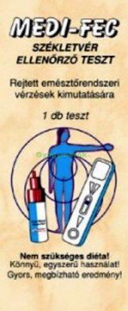 Medi-Fec székletvér teszt