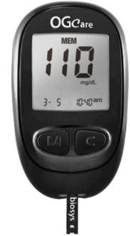 OG Care vércukorszintmérő készülék