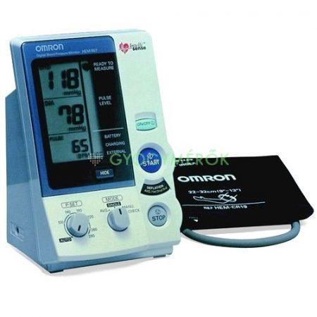 Omron HEM-907 vérnyomásmérő