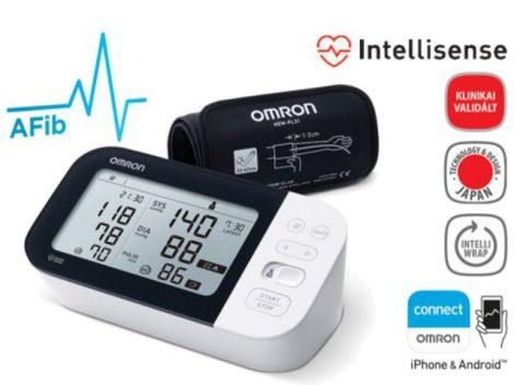 Omron M7 Intelli IT vérnyomásmérő