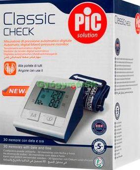 PIC Classic Check Vérnyomásmérő