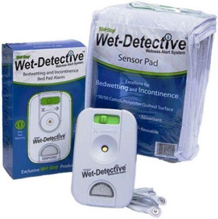 Potty Wet detective