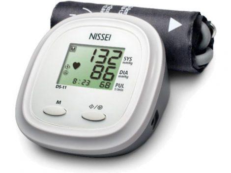Nissei DS-11 Vérnyomásmérő