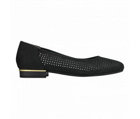 Scholl Clory női fekete cipő