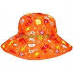 Baby Banz Kidz Banz gyermek sapka kifordítható  / Narancs tenger- narancs/