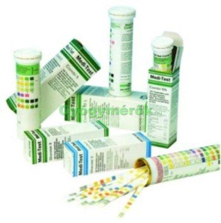 Vizeletvizsgáló tesztcsík Glucose