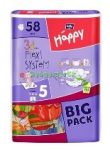 BELLA Happy pelenka Junior Big pack (12-25kg) 58x