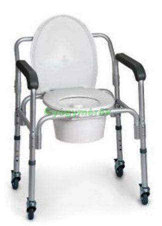WC-szék gurulós