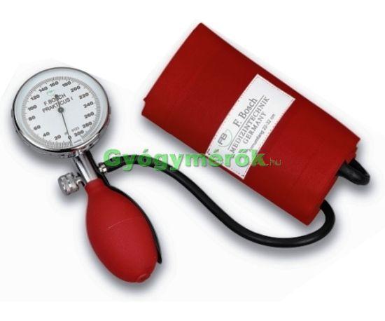 Prakticus II vérnyomásmérő