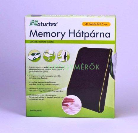 Memory tartásjavító párna