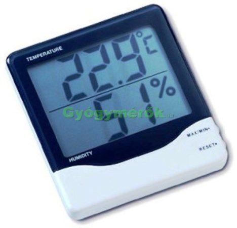 Digitális hőmérő (305002)