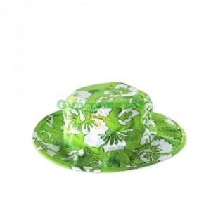 Gyerek sapka Baby Banz gyermek sapka Virágos Zöld