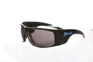 Junior Banz gyerek Fekete vékonyított napszemüveg