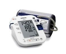 Omron M10- IT Felkaros vérnyomásmérő+szoftver, kábel