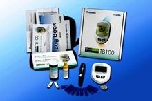 TysonBio TB100 vércukorszintmérő, vércukormérő