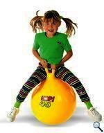 Mozgás koordinációs labda gyermek ugráló labda