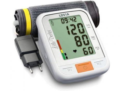 Little Doctor Ld51a vérnyomásmérő - adapterrel