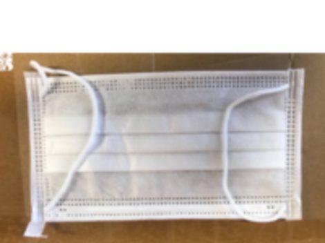 Egyszer használatos szájmaszk - 3 db-os csomag