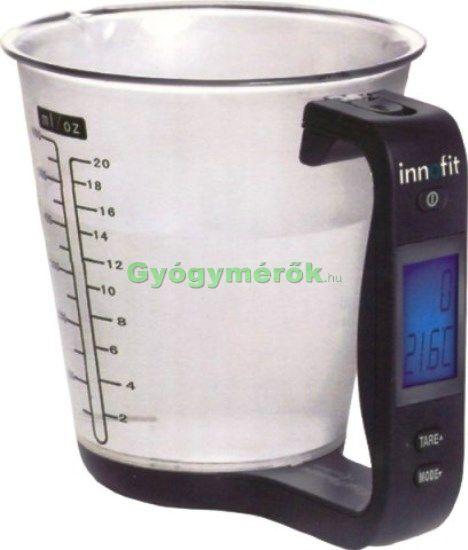 INNOFIT INN-120 háztartási konyha mérleg
