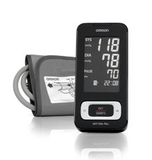 Omron MIT ELITE PLUS  Felkaros vérnyomásmérő